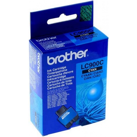 Cartridge BROTHER LC900BK black -MFC215C/425CN/544