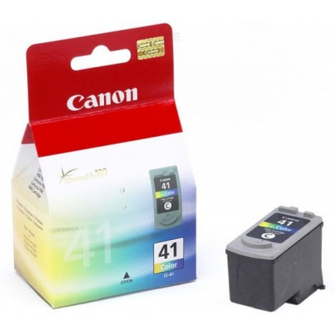 Cartridge CANON CL-41 kolor 12ml /iP1200/1600/2200
