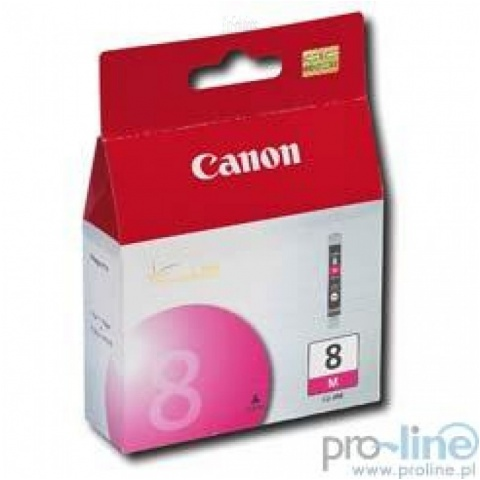 Cartridge CANON CLI8M magenta 13ml /iP4200/5200/66