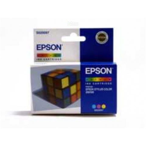 Cartridge EPSON C13T009401 kolor /SP 900/ 1270/ 12