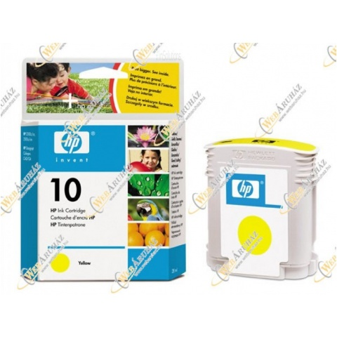 Cartridge HP C4842A No.10 yellow //BIJ2000c/cn/,BI
